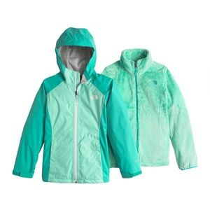 The North Face Osolita Triclimate Jacket w/ Fleece